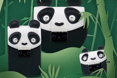 限量|FURLA中国限量款熊猫胶囊系列