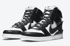 潮鞋|AMBUSH x Nike Dunk High 官图释出,下月发售!
