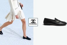 新品|Chanel即将上架新款经典乐福鞋