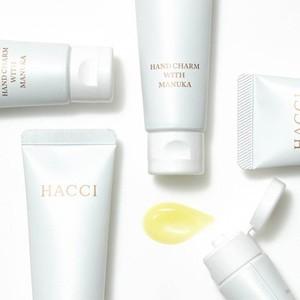 护肤 纯天然蜂蜜美容品牌Hacci推出护手霜