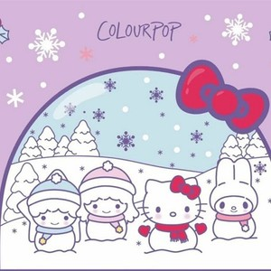 联名|上新小能手Colourpop X HelloKitty合作来袭