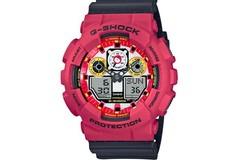 腕表 G-SHOCK联手美式街头品牌BlackEyePatch歌颂日本达鲁玛