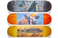 潮流 滑板势力 x 《星球大战》联名系列即将发售