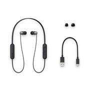 Sony索尼 WI-C310无线蓝牙入耳颈挂式运动耳机