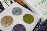 限量 | MAC Underground Biobrilliant Glitter 4色眼影盘