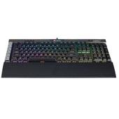 Corsair K70 RGB MK.2 Low Profile RAPIDFIRE MX速度银轴 机械键盘