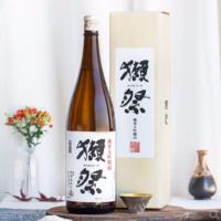 【10点】429元包邮!獭祭 45 日本清酒米酒 1.8L