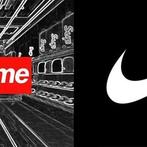 预告|Supreme x Nike 合作款抢先看