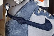 双箭齐发!Notre x Nike Dunk High 释出新配色!