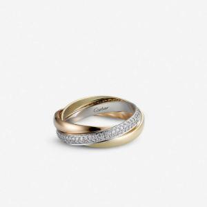 钻石款戒指