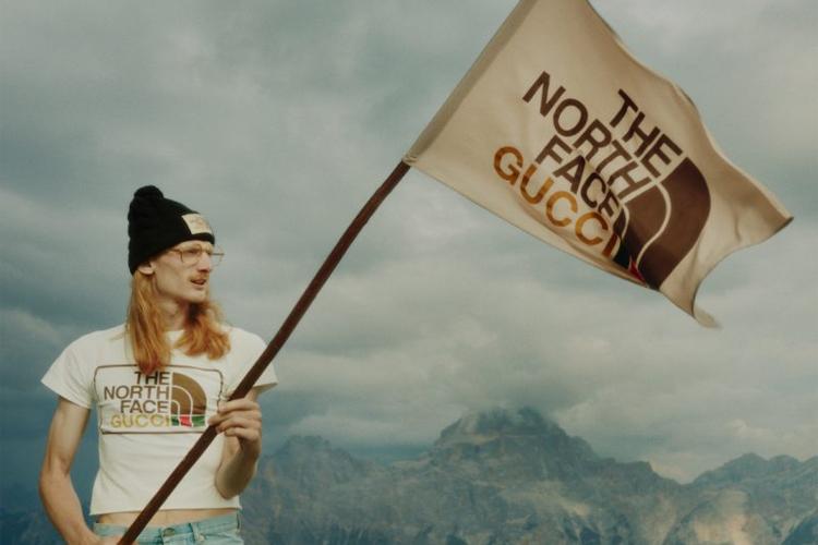 强强联手!The North Face x Gucci联名上线