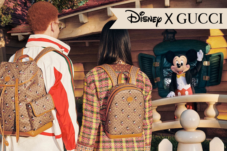 重温童年!Gucci X Disney联名再来