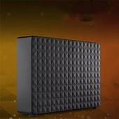 好价!Seagate希捷Expansion新睿翼12TB 3.5英寸 USB3.0桌面式硬盘