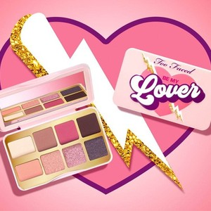 新品|Too Faced推出情人节限量眼影盘Be My Lover