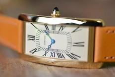 腕表|Cartier推出TankCintrée100周年纪念腕表