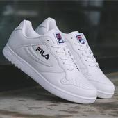 FILA FX 100女士低帮复古老爹鞋