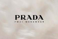 Prada 2021秋冬男装时装秀