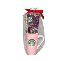 Starbucks 星巴克高马克杯+热可可粉礼物套装