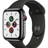 Apple Watch Series 5 44mm 不锈钢蜂窝版