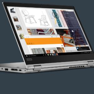 ThinkPad L13 Yoga 2代 变形本 (i7-1165G7, 16GB, 512GB)