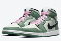 Air Jordan 1 Mid SE Dutch Green官网曝光