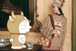 Gucci X哆啦A梦联名系列再推牛年隐藏版