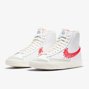 Nike Blazer Mid '耐克复古高帮 大童款休闲鞋