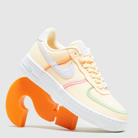 Nike Air Force 1 柠檬黄女款运动鞋