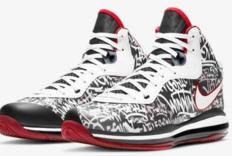 Nike LeBron 8'Graffiti' 今早发售,你抢到了吗?
