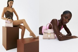 最古老皮具品牌Delvaux上架Forever Rose 系列手袋