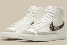 Nike Blazer Mid '77 细节图新曝光