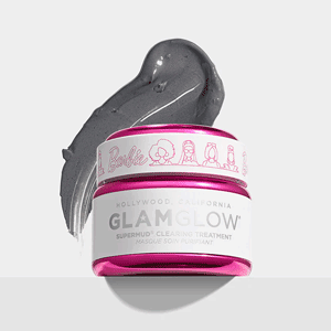 GLAMGLOW X BARBIE™限定白罐 50g