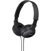 Sony MDRZX110/BLK ZX 可折叠头戴式耳机
