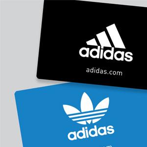 Adidas阿迪达斯$50礼卡
