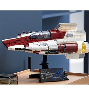 LEGO乐高 75275星球大战系列A-翼星际战斗机