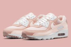 """Nike Air Max 90 """"Barely Rose/Pink Oxford""""全新配色官图释出"""