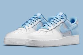 "Nike Air Force 1 ""Psychic Blue""全新配色官图释出"