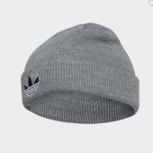 凑单品!ADIDAS ORIGINALS SUNDAY CUFF BEANIE针织帽