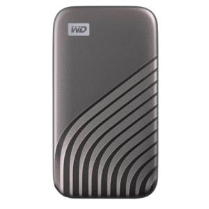 WD My Passport 500GB USB Type-C 移动固态硬盘