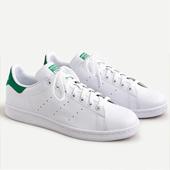Adidas Stan Smith 女鞋黑尾