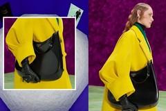 Prada 超燃人气手袋Cleo Bag成为焦点