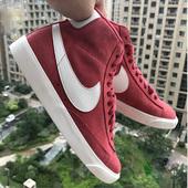 Nike Blazer Mid 耐克复古高帮 大童款款休闲鞋