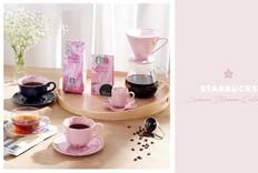 星巴克Starbucks樱花系列好物带你度过浪漫春日