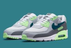 Nike Air Max 90 全新配色官图释出