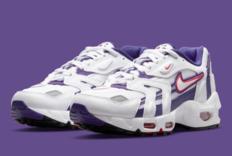 "Nike Air Max 96 II 携 ""Cherry"" 配色回归"