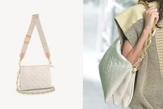 Louis Vuitton以性别流动为主题打造Coussin简约新手袋