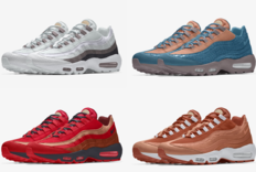 专属定制 | Nike Air Max 95 Premium By You 官图释出