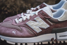Ronnie Fieg x KITH x New Balance RC_1300 联名系列细节图新曝光