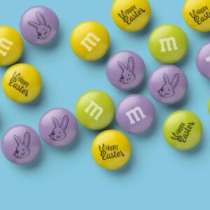 My M&Ms官网现有全场个性化制定巧克力MM豆满$80减$20