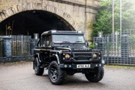 Kahn 打造全新定制 Land Rover Defender 改装车型